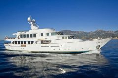 Super yacht Front windows Plissé & Duette® Blinds